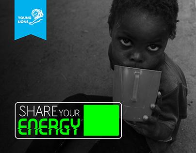 United Nations - #ShareYourEnergy
