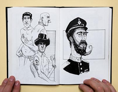 Sketchbooks / Szkicowniki