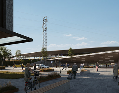 Népliget Railway Station | Architectural Imagery