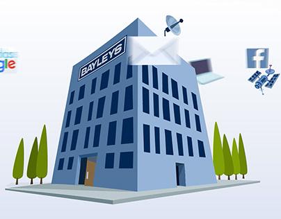 Bayleys Animated infographic