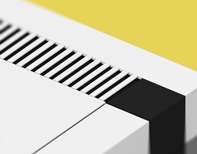 Isometric Item | Nintendo Nes animated