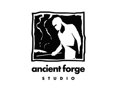 Carefully Crafted Games – Ancient Forge Studio branding