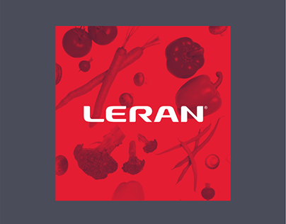 Leran — logo for producer of kitchen appliances