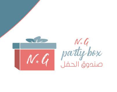 Logo N.G party box