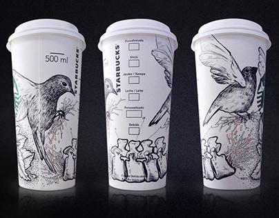 Vasos Starbucks