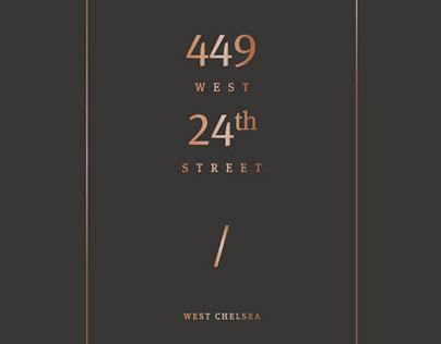 449 West 24th Street BROCHURE
