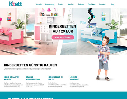 Kinderbett Germany