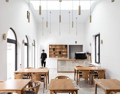 «Antipa» Café | Anastasia Balakireva, Mikhail Knyazev