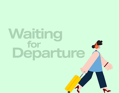 Waiting for Departure