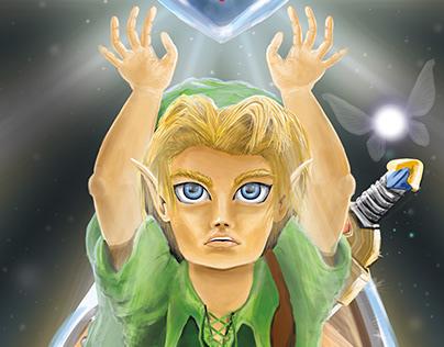 Heart Piece Illustration