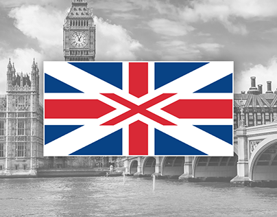 New Union Jack – Inspired by the Scotland Referendum