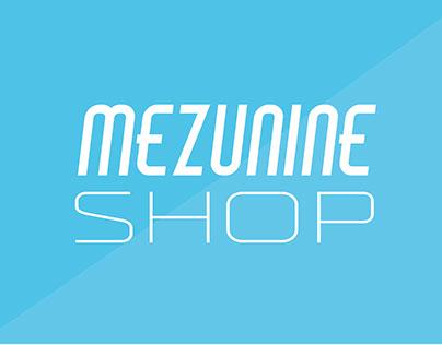Mezunine Shop Logo