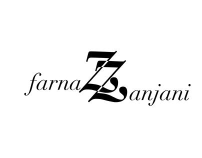 Farnaz Zanjani Logo Design
