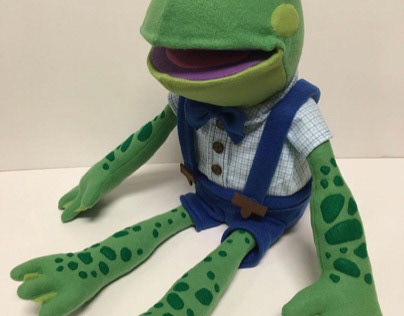 Ted the Frog