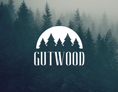 landing page для компанії Gutwood