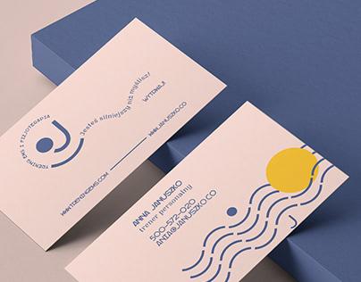 Januszko Branding | Logo + brand identity design