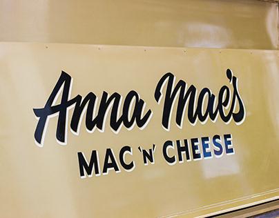 Anna Mae's Mac 'n' Cheese Food Truck