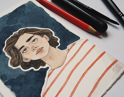 Call Me By Your Name / Fanart