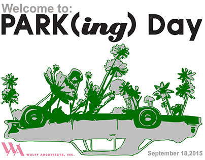 Parking Day 2015
