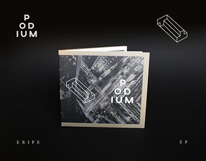 ERIPE - PODIUM EP / digipack / 2016