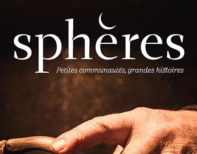 Sphères - IDENTITY