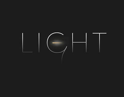 LIGHT - TV Series Logo
