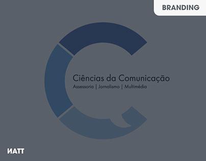 Ciências da Comunicação Rebranding