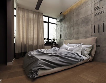 Design Interior. Odessa Apartment by IAM Arch Studio