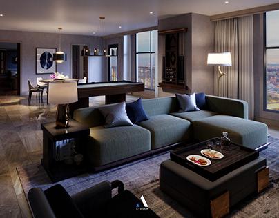 AC Hotel_President suite hotel
