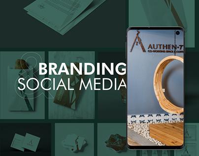 AuthenTEC Branding & Social Media