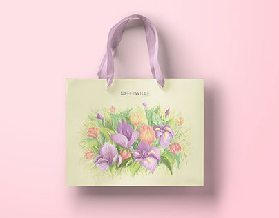 Freywille FLOWER BAG