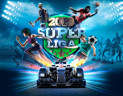 KEY VISUAL - Super Liga 2019
