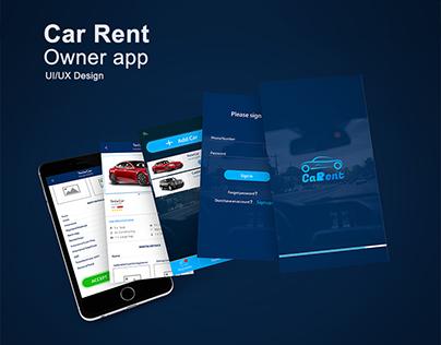 Car Rent | Owner app