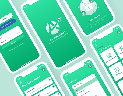 Accountaxpert Mobile App