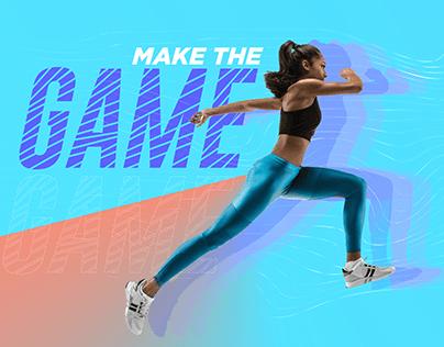 Concept Project - Marketing marca esporte