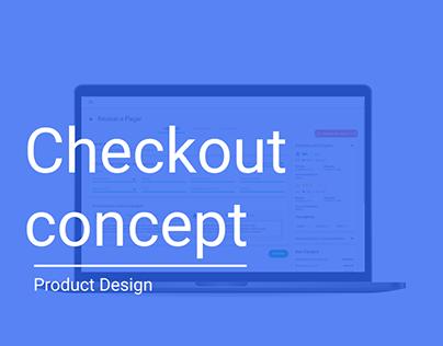 Checkout Concept