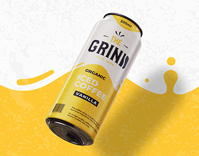 The Grind - Coffee Branding
