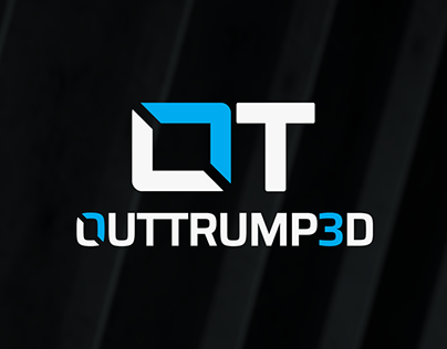 OutTrump3d Brand Identity Project
