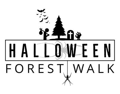 Halloween Forest Walk