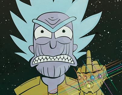 Infinity Rick