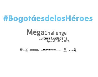 #BogotáesdelosHéroes