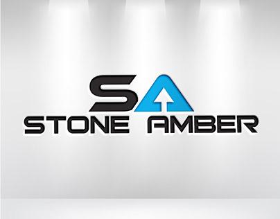 Logo design for Stone Amber
