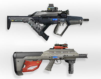 Near Future Rifles