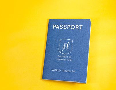Traveller Kids – Starter Kit