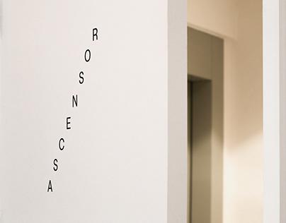 Fundació Joan Brossa Signage