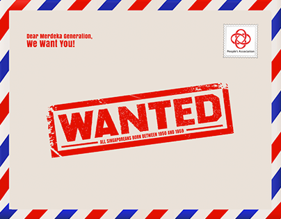 WANTED - All Singaporeans born between 1950 and 1959