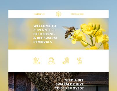 Advennture Micro-Site
