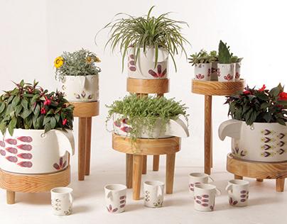 Planters Design - Tz'ikin