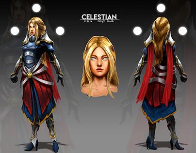 CELESTIAN. Rakion Contest Winner