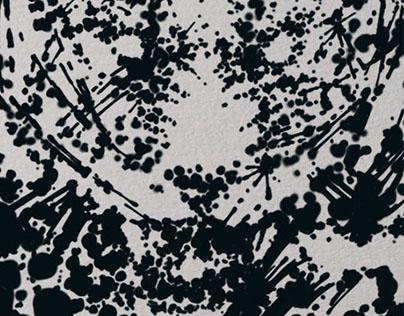 Splaaash Series - Tiger Ink